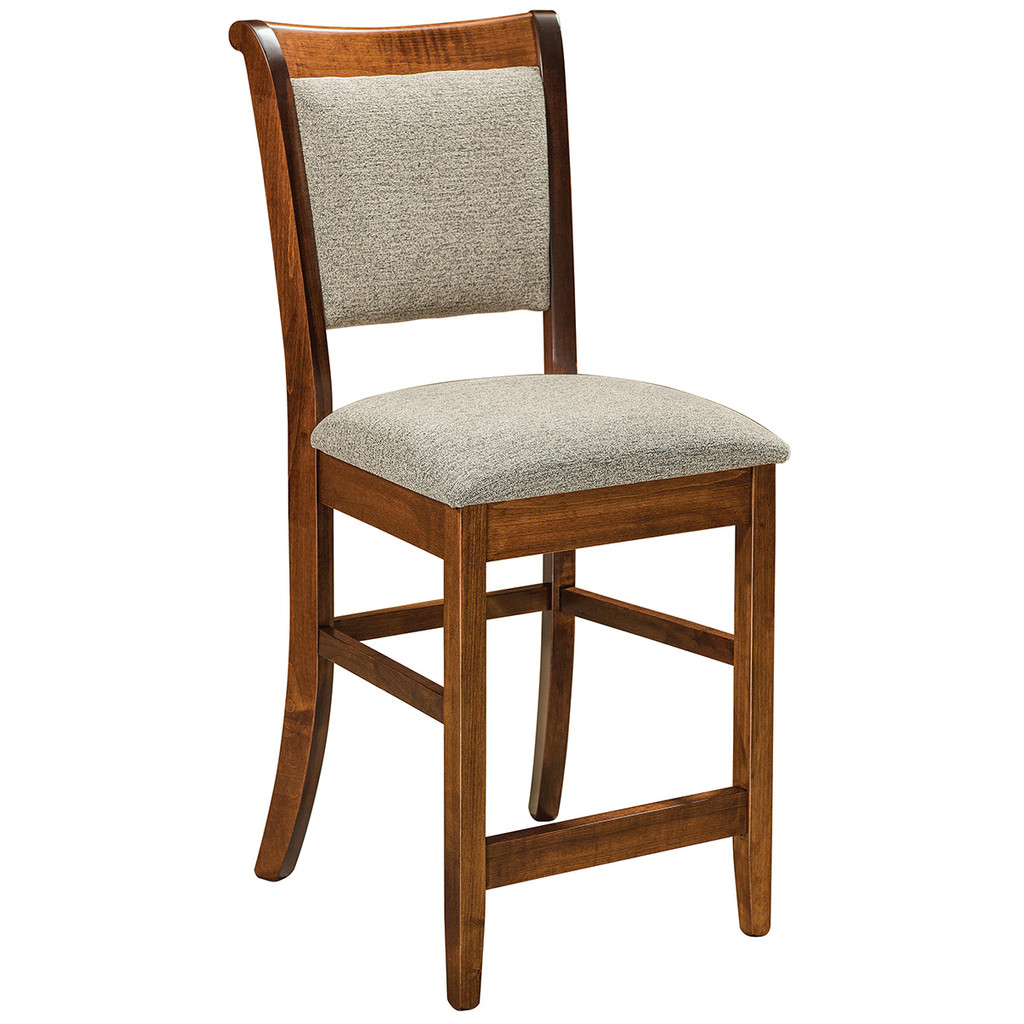 Adair Stationary Bar Stool