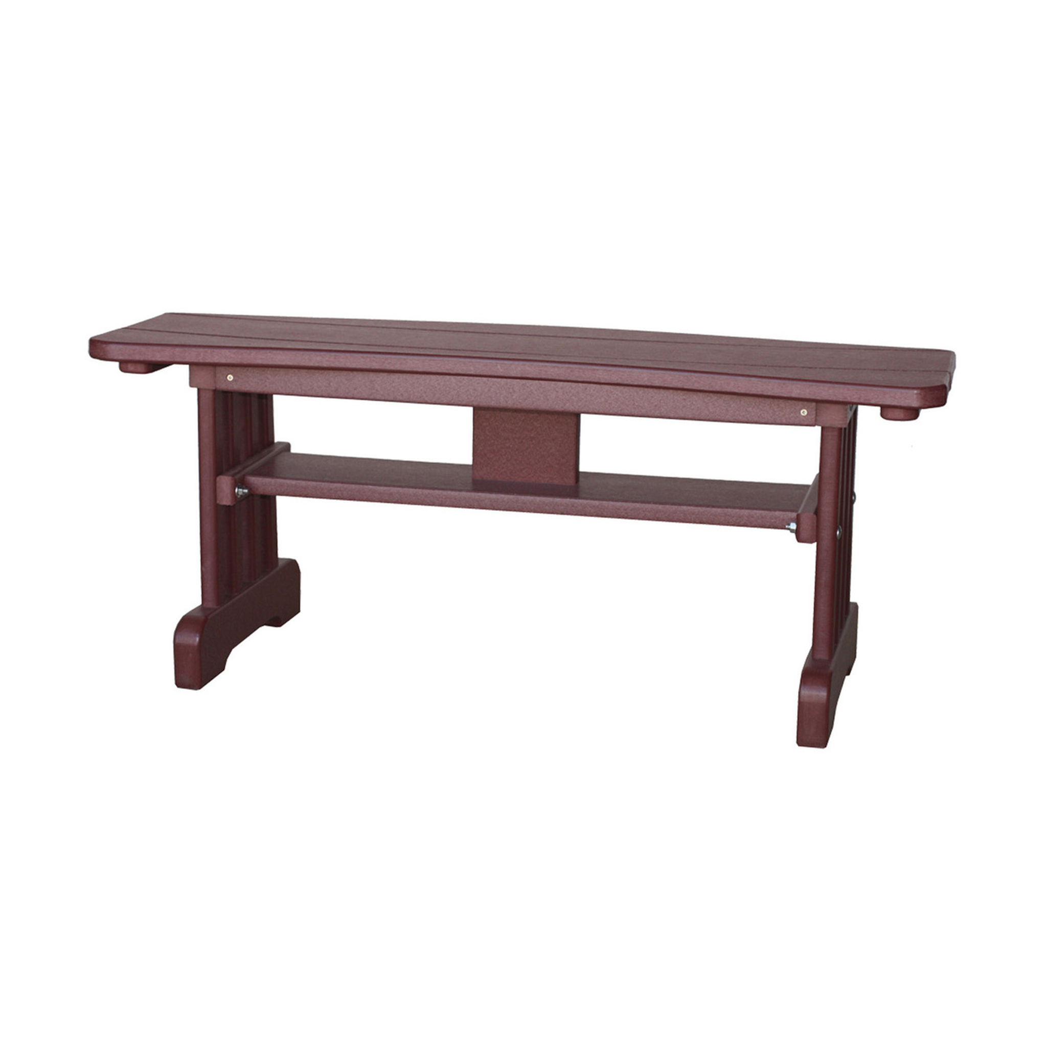 Awesome Polywood Dining Bench Gamerscity Chair Design For Home Gamerscityorg