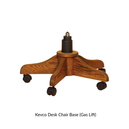 Classic Mission Desk Chair