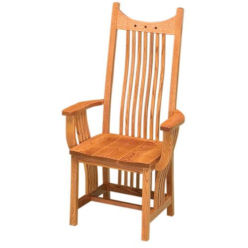 Royal Mission Desk Chair
