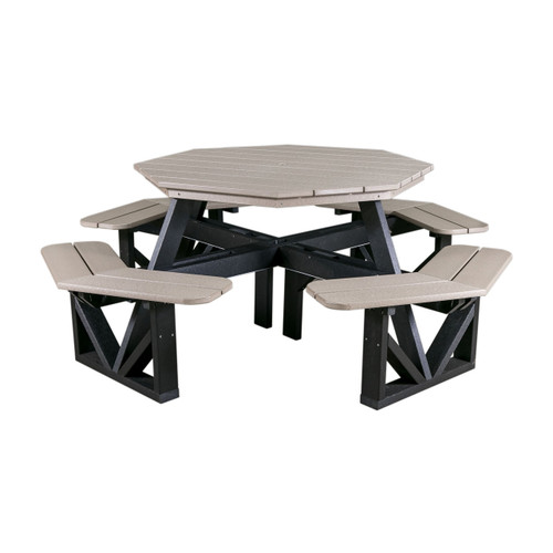 Octagon Picnic Table (Poly)