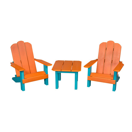 Kid's Adirondack Chair (Poly)
