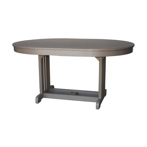 Polywood Mission Oval Table