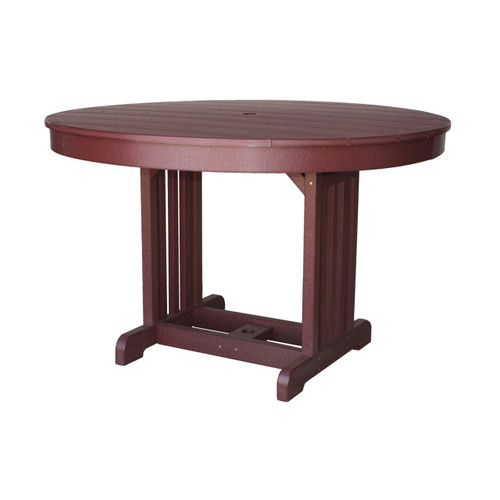 Polywood Mission Round Table