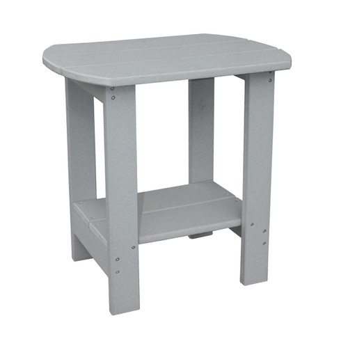 Polywood Oval End Table