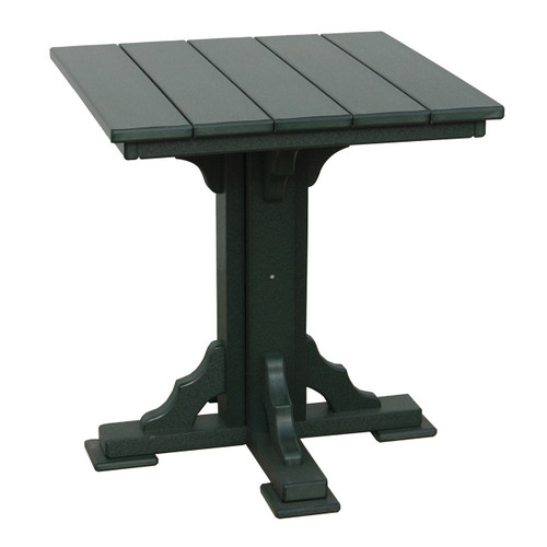 "28"" Square Outdoor Table"