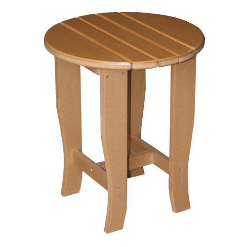 Outdoor End Table (Round)