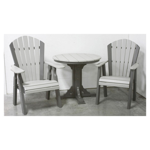 Outdoor Classic Stationary Dining Chair