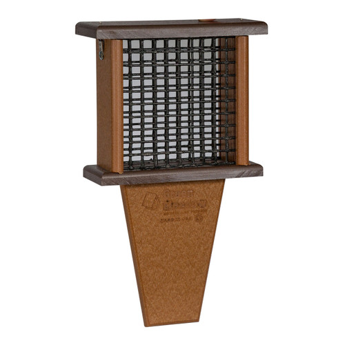Tail Prop Suet Feeder | Bird Feeder Suet