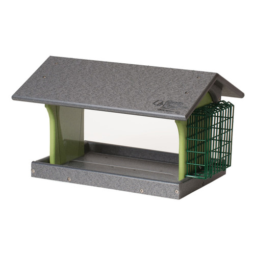 Single Suet Bird Feeder | Bird Feeder Suet