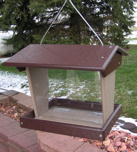 Large Bird Feeder | Wild Bird Feeders for Large Birds