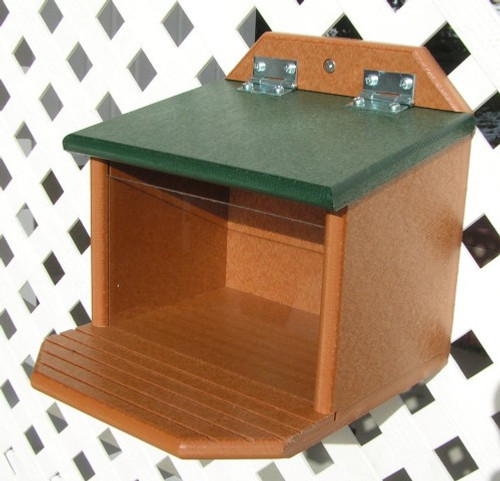 Squirrel Munch Box Poly Squirrel Feeder