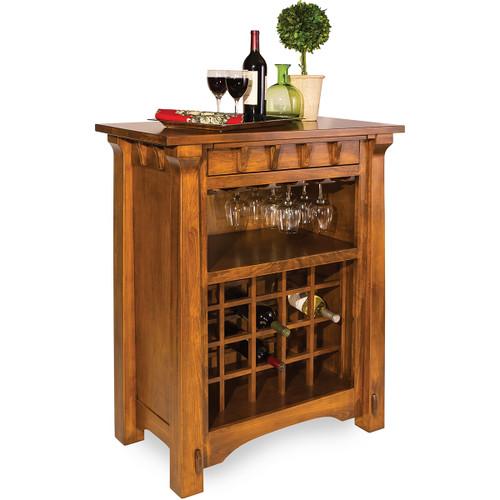 Manitoba Wine Cabinet