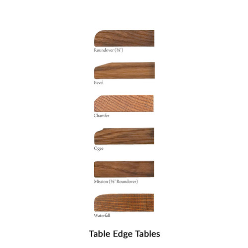 Newbury Leg Table