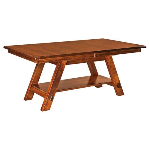 Timber Ridge Trestle Table