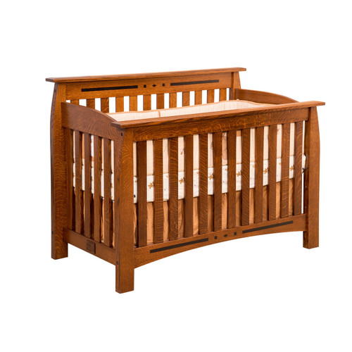 Linbergh 3-in-1 Convertible Crib