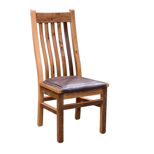 Mission Dining Chair (Barn Wood)