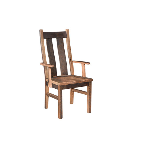 Bristol Swivel Bar Chair (Barn Wood)