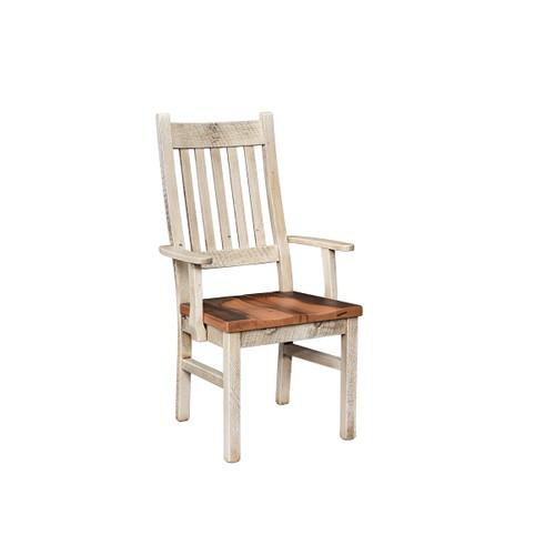Farmhouse Dining Chair (Barn Wood)