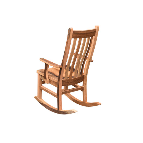 Mission Rocker (Barn Wood)