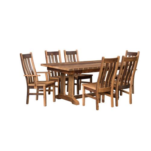 Tower Table (Barn Wood)