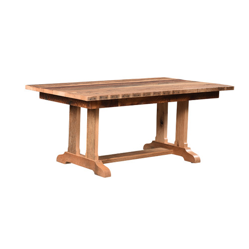 Tower Table (Barn Wood / Extendable)