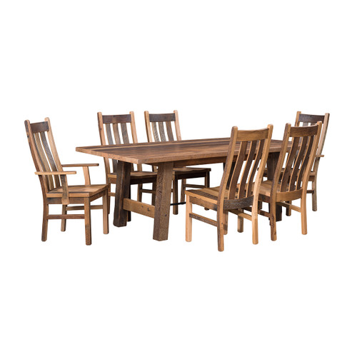 Cleveland Table (Barn Wood / Extendable)