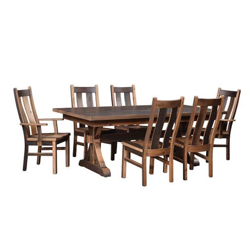 Bristol Table (Barn Wood)