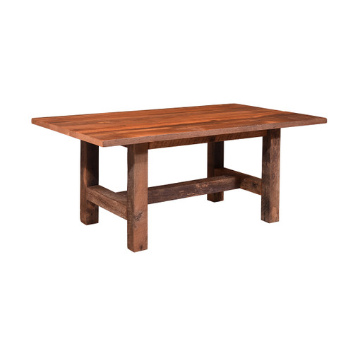 Grove Pub Table (Barn Wood / Square)