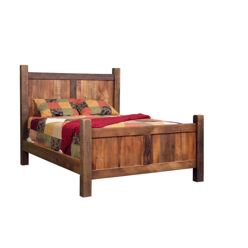 Farmhouse Bed (Barn Wood)