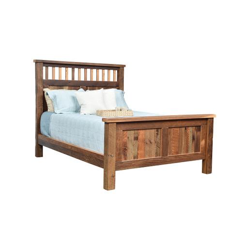 Savannah Bed (Barn Wood)