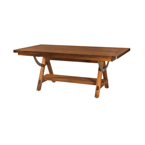 Apgar Village Trestle Table
