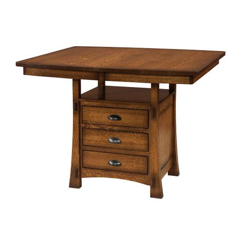 Modesto Cabinet Table