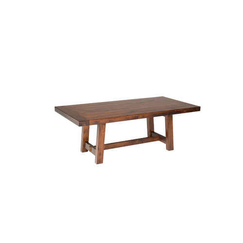 Beaumont Trestle Table (Plank Top)
