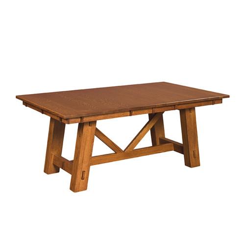 Manitoba Trestle Table