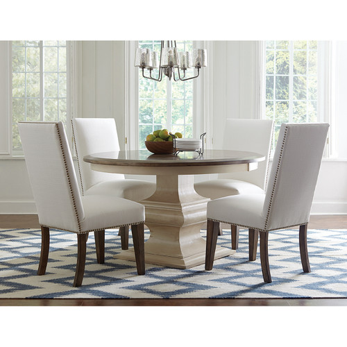 Normandy Single Pedestal Table