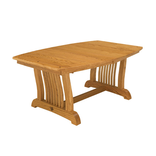 Royal Mission Trestle Table