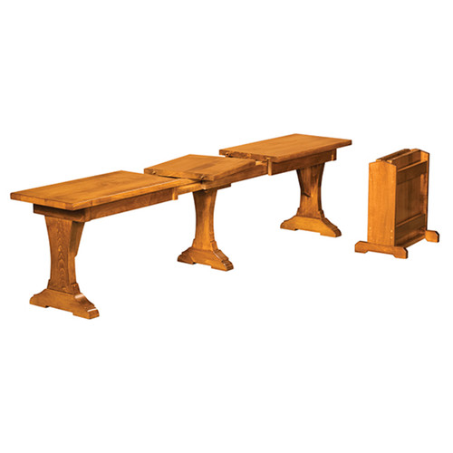 Wasilla Extenda Bench