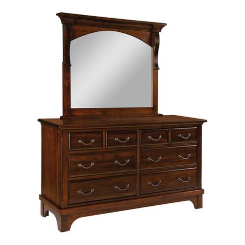 """Hamilton Court 66"""" Dresser"""