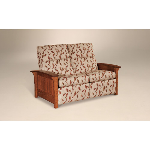 Skyline Panel Loveseat (Wallhugger Recliner)