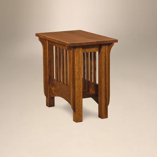 Pioneer End Table