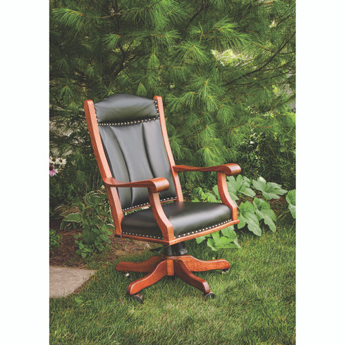 Office Arm Chair (Gas Lift)