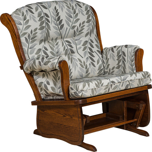 Swanback Chair & A Half Glider
