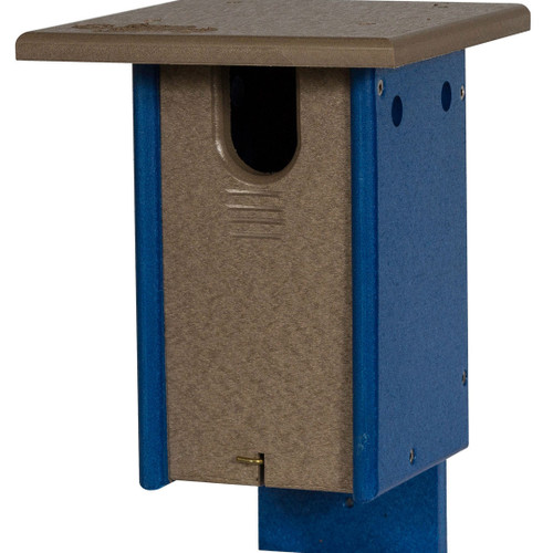 Sparrow Resistant Bluebird House