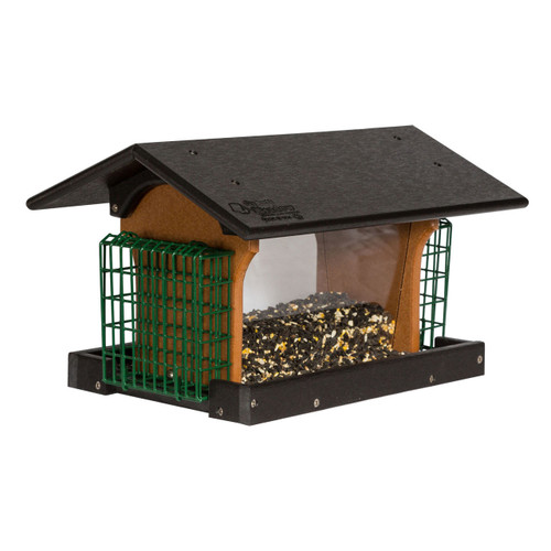 Deluxe Bird Feeder | Suet Feeders Wild Birds