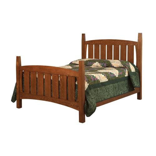 Jadon Mission Bed