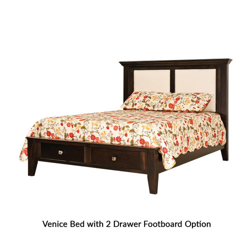 Meadow Mission Bed