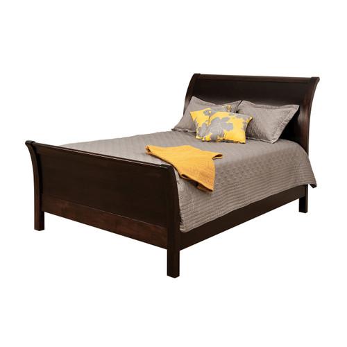 Urban Sleigh Bed