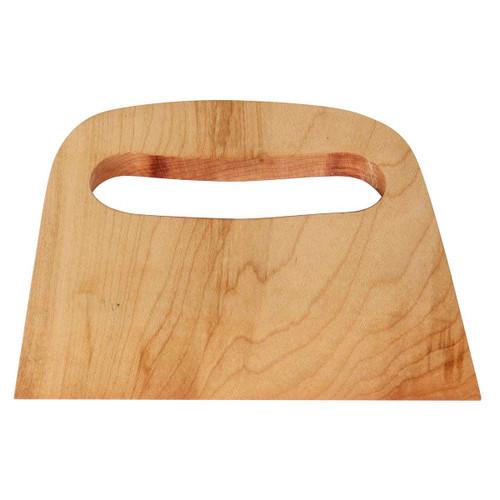 Wooden Baker's Bench Knife