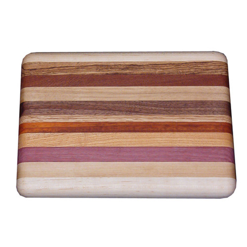 Exotic Woods Cutting Board